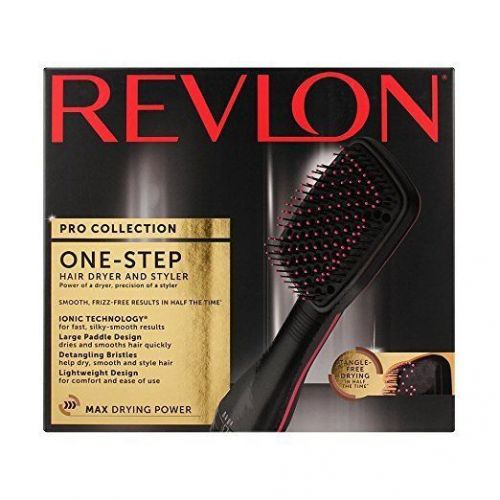 Revlon Pro Collection One-Step Hair Dryer and Styler