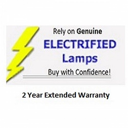 Electrified 2 Year Rear Projection TV Lamp Extended Warranty