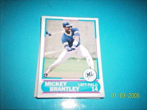 1988 Score Young Superstars series 11 baseball MICKEY BRANTLEY #15 FREE SHIP