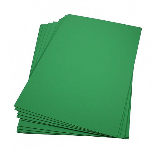 Craft Foam Sheets--12 x 18 Inches -Lime Green- 5 Sheets-2 MM Thick
