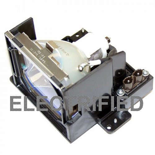 SANYO 610-297-3891 6102973891 OEM LAMP IN E-HOUSING FOR PROJECTOR MODEL PLC-XP46