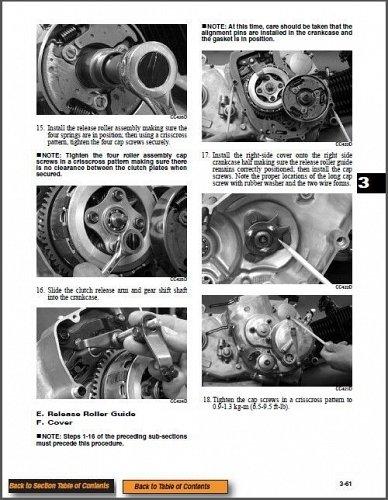 2004 Arctic Cat 250 300 400 500 ATV Service Repair Workshop Manual CD