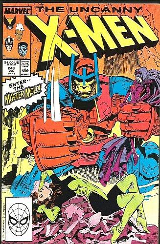WOLVERINE: Uncanny X-men #246 1st print 1992 Marvel Comics