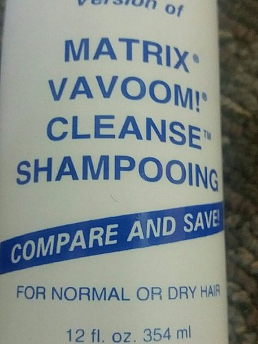 Russ Calvin's cleanse shampoo for normal or dry hair 12cz compare to matrix