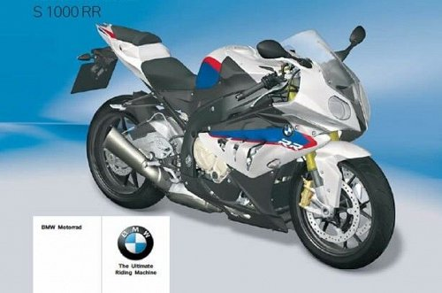 2009-2010-2011-2012 BMW S1000RR ( S 1000 RR ) RepRom Service Manual on a CD