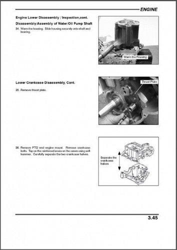 2005 Polaris Frontier Touring Snowmobile Service Repair Manual CD