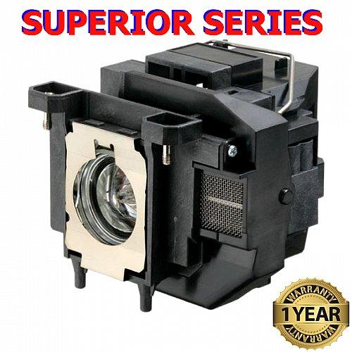 ELPLP67 V13H010L67 SUPERIOR SERIES -NEW & IMPROVED FOR EPSON POWERLITE HC 707