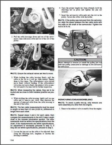 2015 Arctic Cat ZR XF M 4000 6000 8000 2-Stroke Snowmobiles Service Manual CD