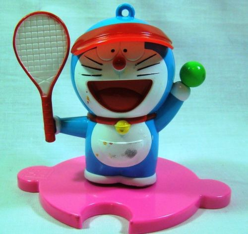 1 Doraemon Collection Rare Thailand Premium 7-11 Set Of 9 Pcs/ 9 Style