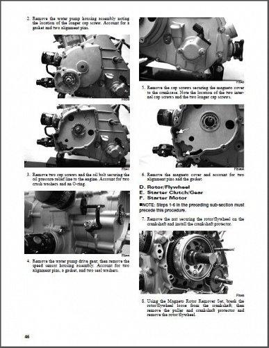 2015 Arctic Cat XC 450 ATV Service Repair Workshop Manual CD --- XC450 450XC