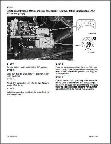 Case 1188 Hydraulic Excavator Service Manual on a CD