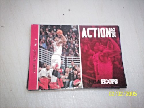 2013-14 Hoops Action Shots bulls Basketball Card #21 jimmy butler free shipping