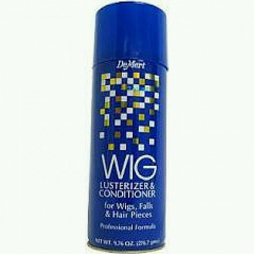 DeMert Wig & Weave Lusterizing & Conditioning Style Spray 9.61 oz FULL SIZE