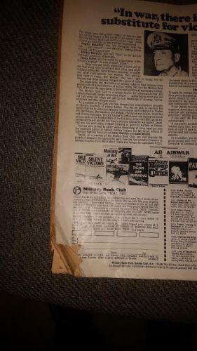 World War II Magazine The Battle For Okinawa January 1977 010217RH