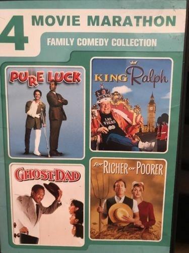 3Movie DVD KING RALPH John GOODMAN HURT Peter OTOOLE Martin SHORT Danny GLOVER