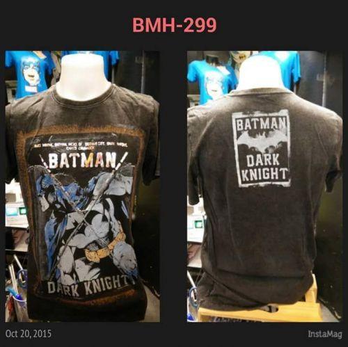 Batman Black Lefroy Cotton T-Shirt Super Hero Dccomics,Warner Bros Free Shipping