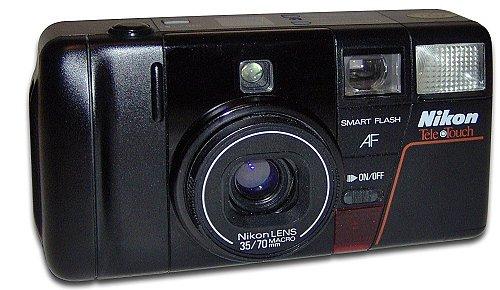 Canon Sure Shot TELEMAX 35mm film camera 38-70mm 1:3.5/6.0 Zoom Lens