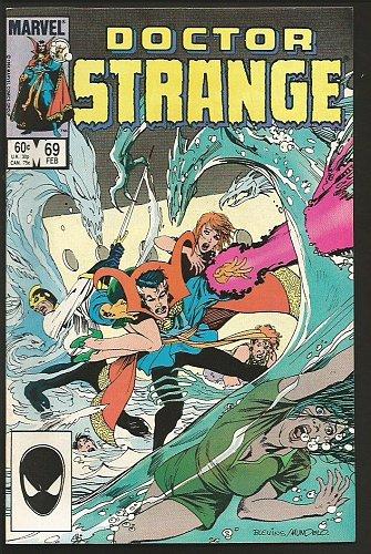Dr. Strange #69 Stern, P. Smith VF+ Marvel Comics HIGH GRADE1984 Shooter