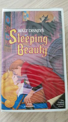 Walt Disney's (Sleeping Beauty) Black Diamond Edition-Used (405)