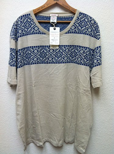 Lucky Brand Mens XXL True Indigo Tee New With Tags Retail 39.50