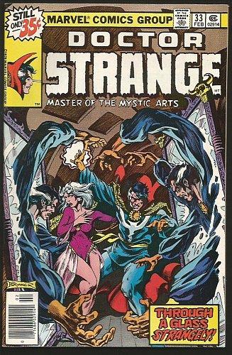 Dr. Strange #33 SUTTON-NEBRES Marvel Comics 1979 VERY FINE range F. BrunnerCover
