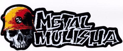 1 New stickers/decals Metal Mulisha Motocross ATV Racing Free shipping 01