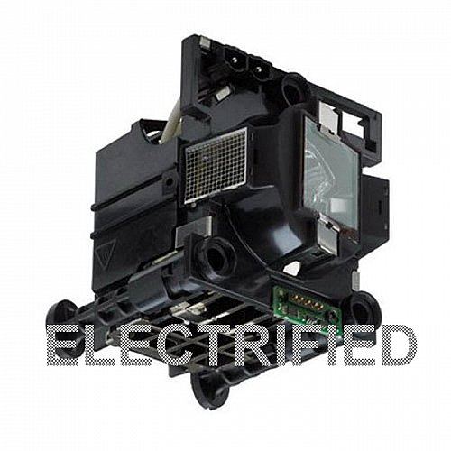 PROJECTION DESIGN 400-0400-00 400040000 FACTORY BULB IN HOUSING FOR CINEO 32