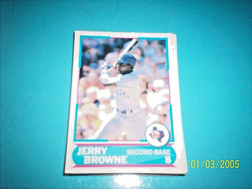 1988 Score Young Superstars series 11 baseball card JERRY BROWNE #13 FREE SHIP