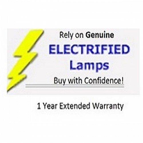 Electrified 1 Year Rear Projection TV Lamp Extended Warranty