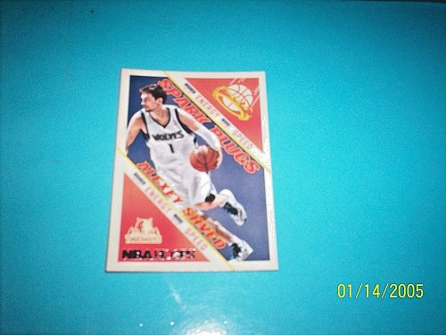 2013-14 NBA Hoops Spark Plugs #7 alexey shaved timberwolves Basketball Card