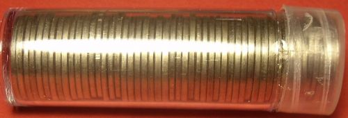 Extremely Rare Full Roll (50) Gem Unc Liberia 1941 Half Cent Coins~Elephant~Fr/S