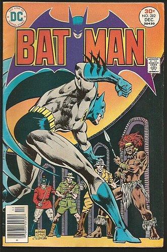 Batman #282 DC COMICS 1976 1st print