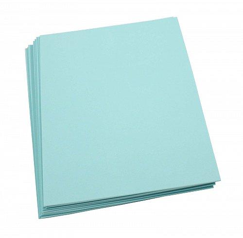 Craft Foam Sheets--9 x 12 Inches - Aqua- 10 Sheets-2 MM Thick