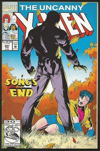 WOLVERINE: Uncanny X-men #297 1st print 1993 Marvel Comics