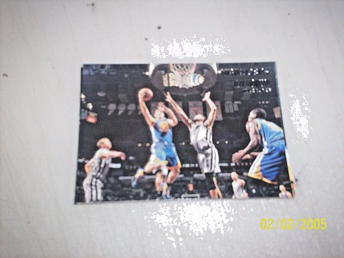 2013-14 Hoops courtside warriors Basketball Card #15 klay thompson free shipping