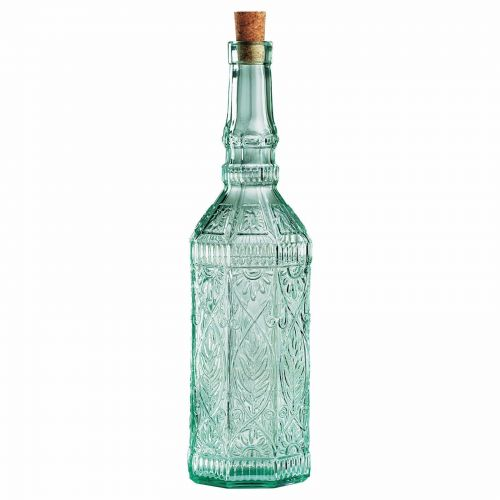 Bormioli Rocco Country Home Fiesole Bottle, 24-Ounce , New, Free Shipping