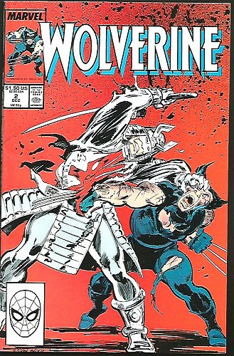 WOLVERINE #2 Near Mint sold as VF- or better Marvel Comic
