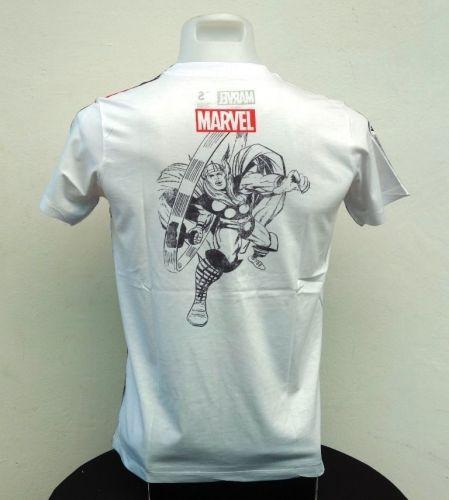 Thor Multi-Color Cotton T-Shirt Super Hero