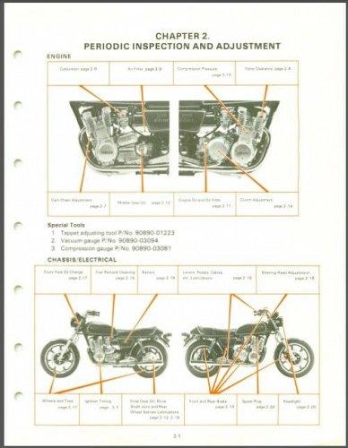 78-81 Yamaha XS1100 / XS1100E Service Repair Manual CD -- XS Eleven XS11 1100 E