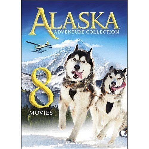 8Movie DVD Call of the YUKON,Brave ALASKA,ESCAPE,RUBY SILVER,Alyssa MILANO