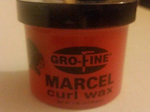 GRO FINEl Marcel Curl Wax, 4 oz