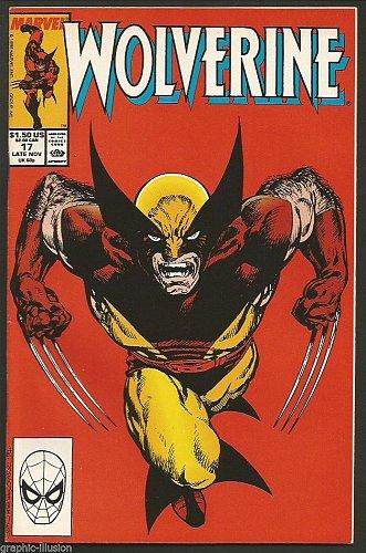 WOLVERINE #17 Near Mint sold as VF+ Marvel Comic John Byrne (X-men) KJanson