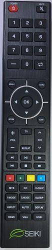 SEIKI V4.0 XHY391B98 2 Remote Control - LED TV SE39UY04 HDMI USB V-Chip aspect