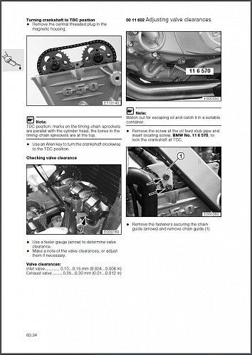 2000-2007 BMW F650GS / Dakar RepROM Service Repair Manual CD -- Multilingual