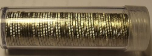 Gem Unc Roll (50) Malaysia 1997 10 Sen Coins~Ceremonial Table~Free Shipping