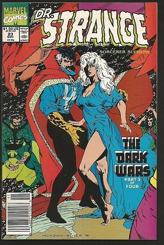 Doctor Strange #23 Roy & Dann Thomas, Guice, Marvel Comics 1990 VF+