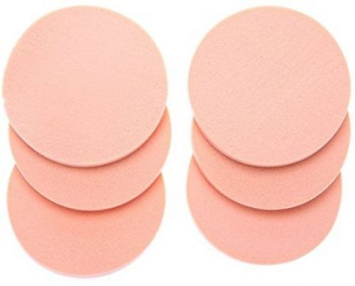 Anleolife Makeup Beauty Blender Facial Powder Puff Cosmetics Blush Applicators