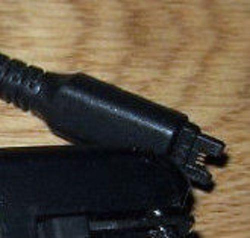 BATTERY CHARGER 5.9v Motorola = T191 T280i flip cell phone plug adapter power
