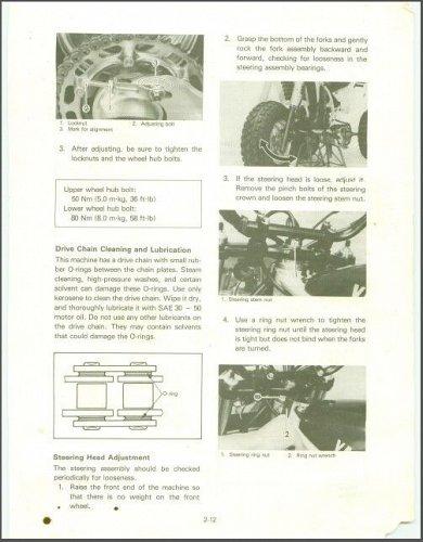 Yamaha YTZ250 Tri-Z Service Repair Manual CD ---- YTZ 250 250N N TriZ
