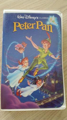 Walt Disney's ( Peter Pan) Black Diamond Edition-Used (405)